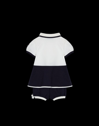 Moncler Baby 0-36 months - Girl Woman: DRESS WITH BREIFS