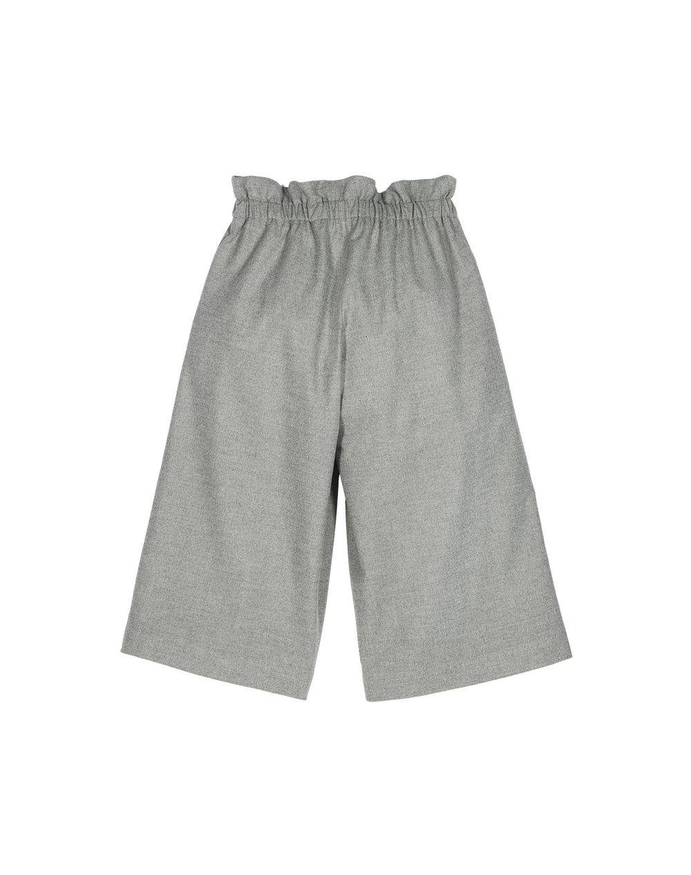 WIDE GRAY PANTS - Lanvin