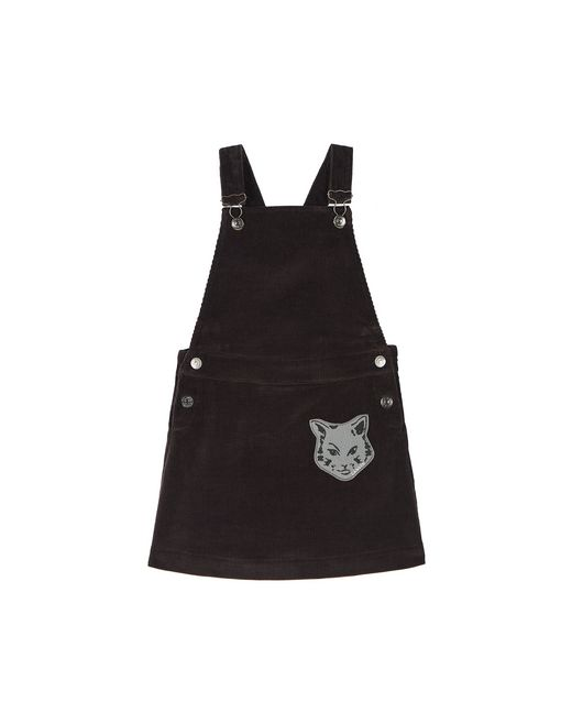 CAT PATCH OVERALLS - Lanvin