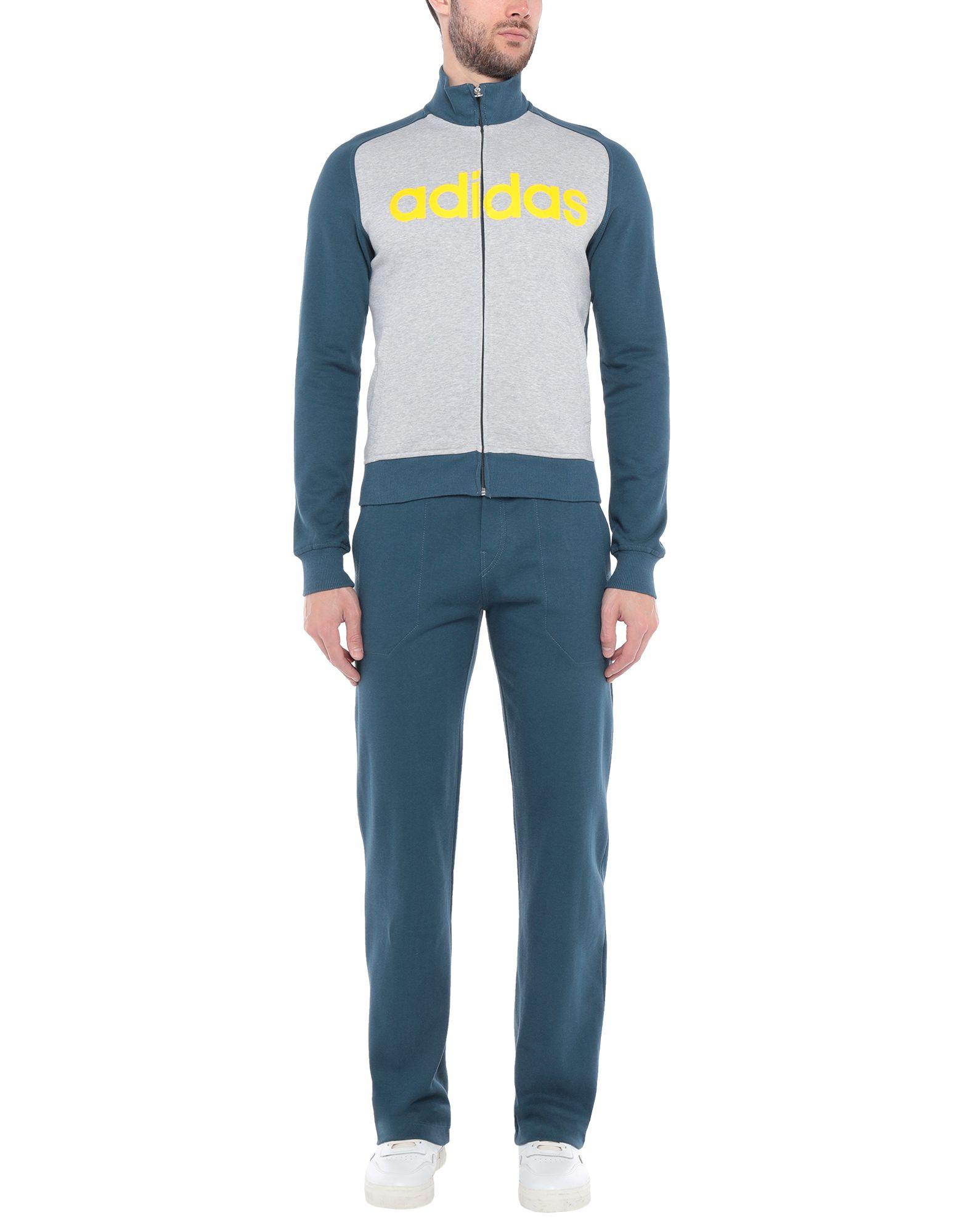 ADIDAS Спортивный костюм спортивный костюм детский adidas i fun jog fl цвет черный серый ce9729 размер 98