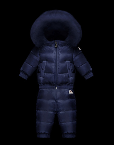 SAUTET Dark blue Baby 0-36 months - Girl
