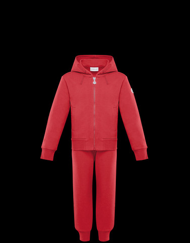 ALL IN ONE Red Kids 4-6 Years - Girl