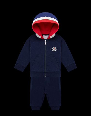 ALL IN ONE Dark blue Baby 0-36 months - Boy