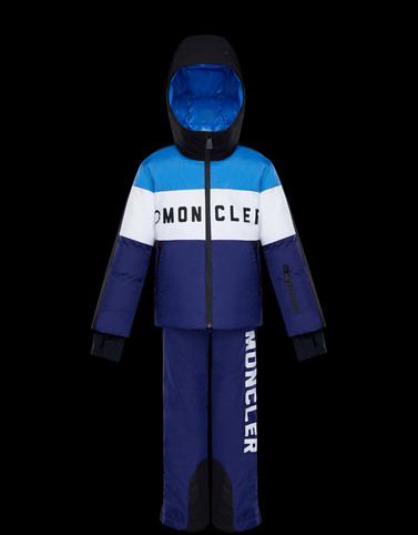 SUMAC Blue Junior 8-10 Years - Boy