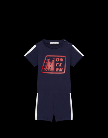 ALL IN ONE Blue Baby 0-36 months - Boy Man