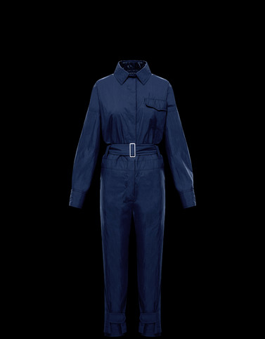 TRACKSUIT Dark blue 2 Moncler 1952 Woman