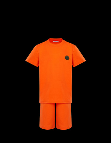 ALL IN ONE Orange Kids 4-6 Years - Boy Man
