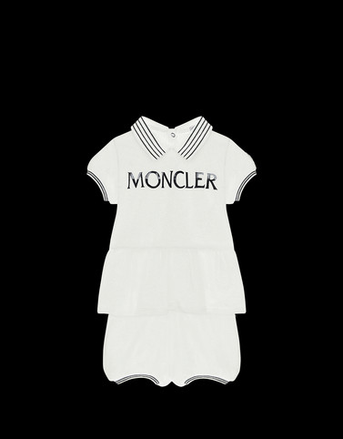 ALL IN ONE White Baby 0-36 months - Girl Woman