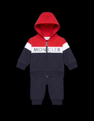 TWO-PIECE SET Dark blue Baby 0-36 months - Boy Man