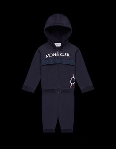TWO-PIECE SET Dark blue Baby 0-36 months - Girl Woman