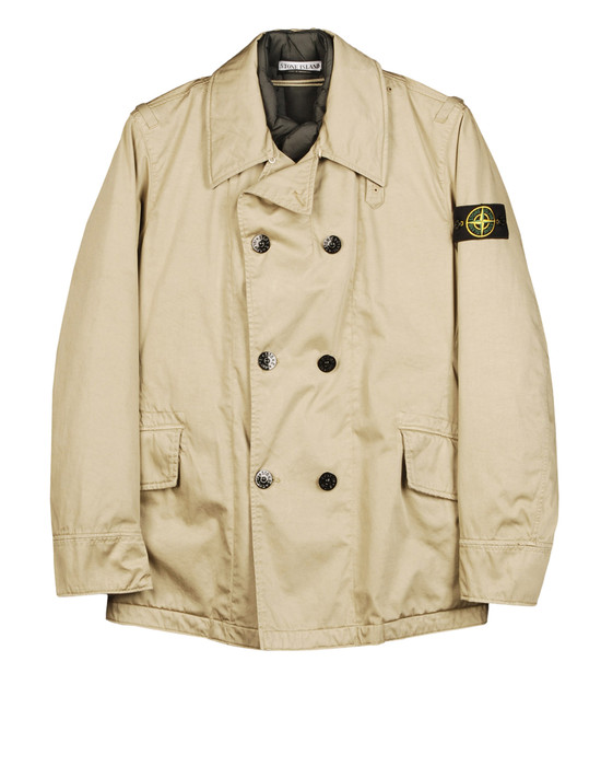 Verrassend Down Jacket Stone Island Men - Official Store MG-46