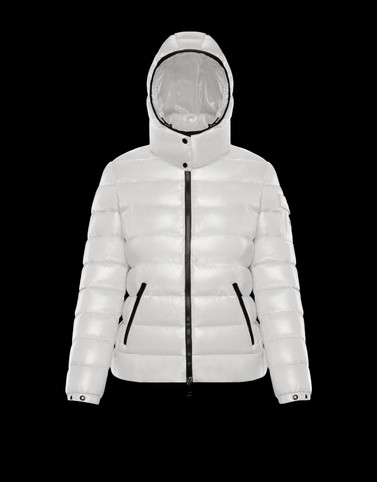 BADY White Short Down Jackets