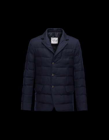 Rodin Blue Category Overcoats