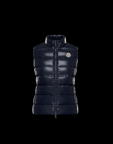 7d2301d6a Moncler GHANY for Woman, Vests | Official Online Store