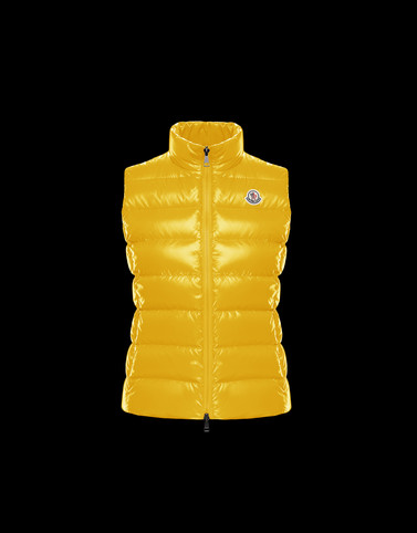 MONCLER GHANY - Chalecos - mujer