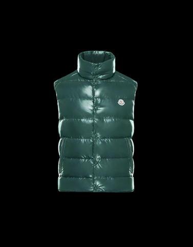 TIB Emerald green Category Waistcoats Man