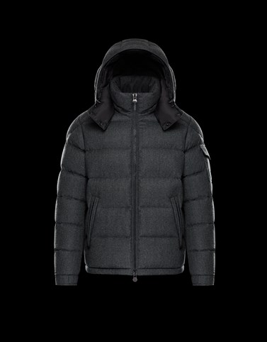MONTGENEVRE Grey Category Outerwear Man