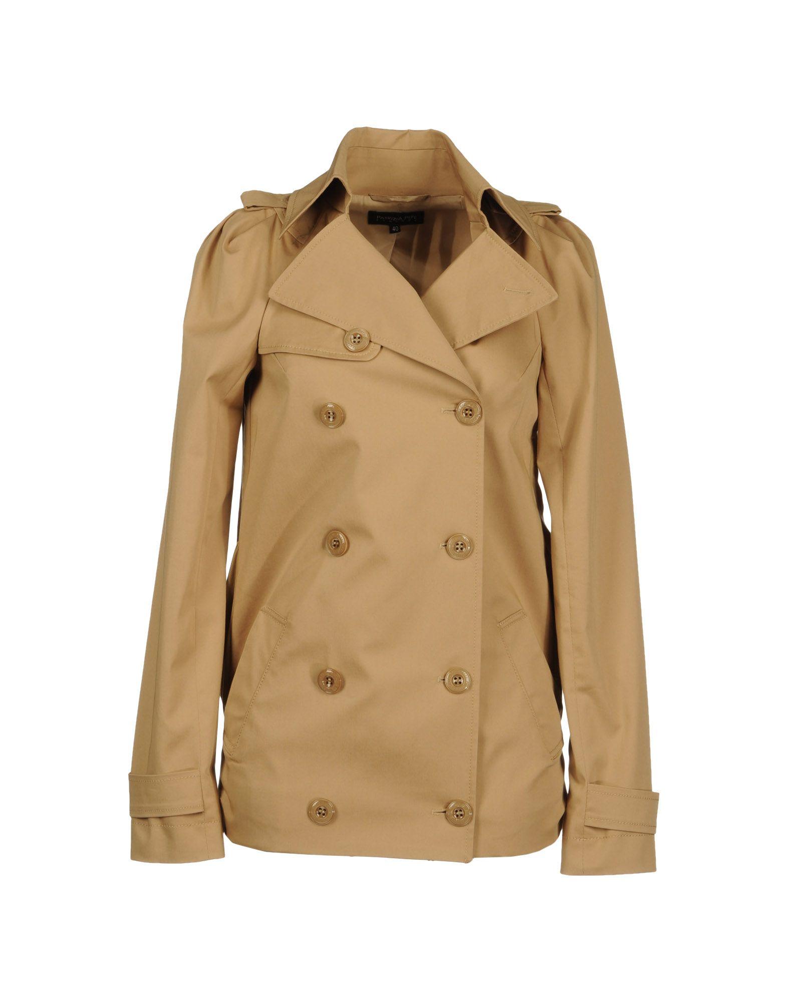 PATRIZIA PEPE Куртка patrizia pepe клатч с отстегивающимся плечевым ремешком