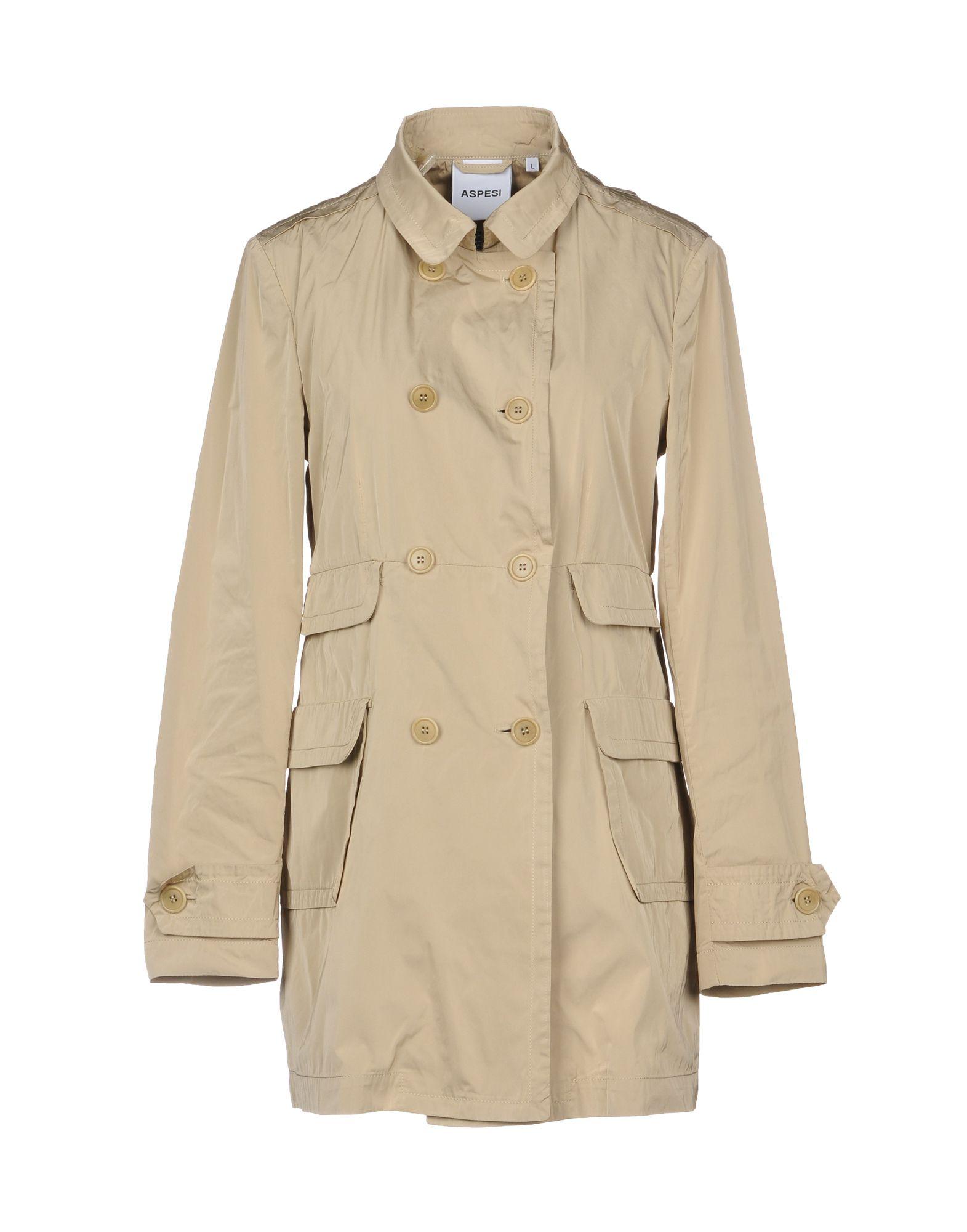 ASPESI Легкое пальто шишкин м п пальто с хлястиком