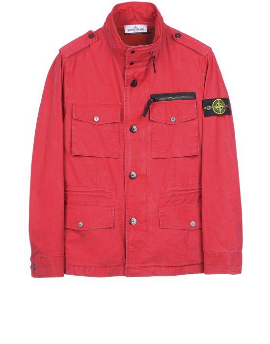 Field jacket 43332 TELA STELLA STONE ISLAND - 0