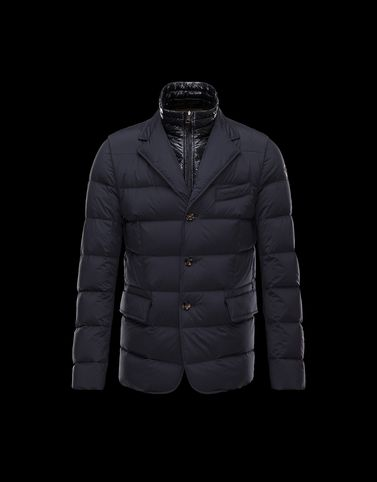 Moncler Overcoat U ROUILLAC