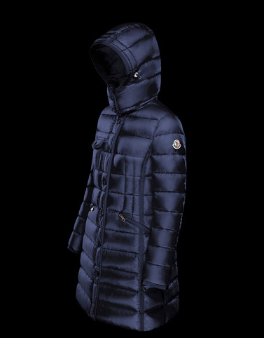 ce8a189d7b5 Moncler HERMINE for Woman, Long outerwear | Official Online Store