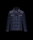 MONCLER BLAIS - Overcoats - men