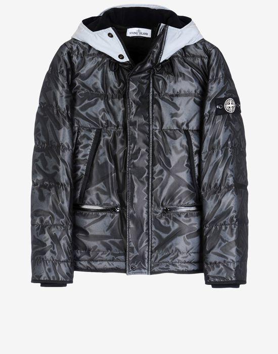 Down jacket 45561 MESH REFLECTIVE STONE ISLAND - 0