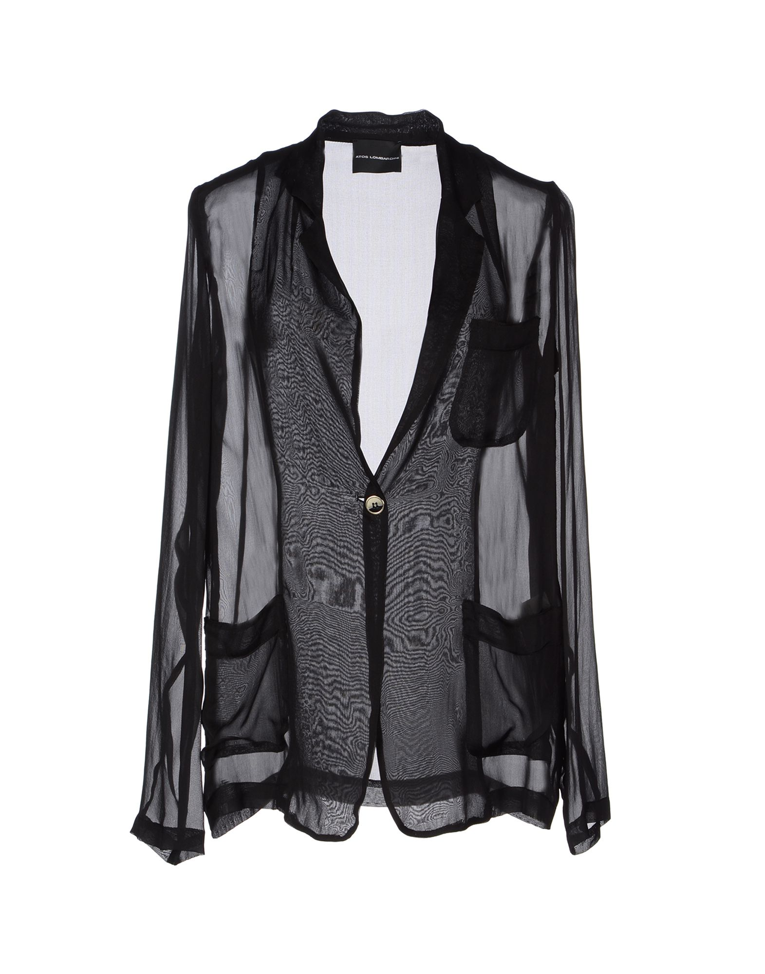 ATOS LOMBARDINI Blazers in Black