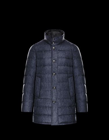 MONCLER VALLIER - Coats - men