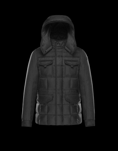 Moncler Overcoat U JACOB