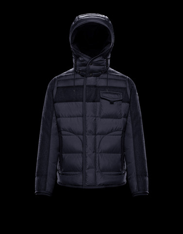 RYAN Dark blue View all Outerwear