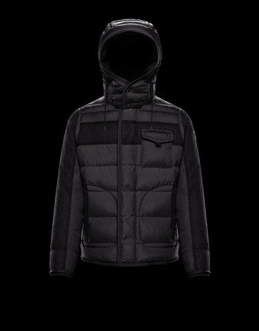 RYAN Black View all Outerwear