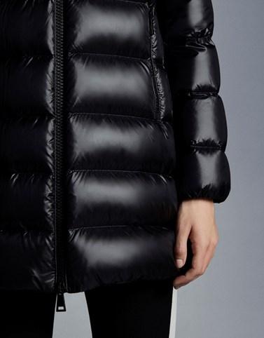 Officielle Femme Boutique Pour Vestes En Longues Suyen Ligne Moncler xg8aZZ 942d15b0ad7