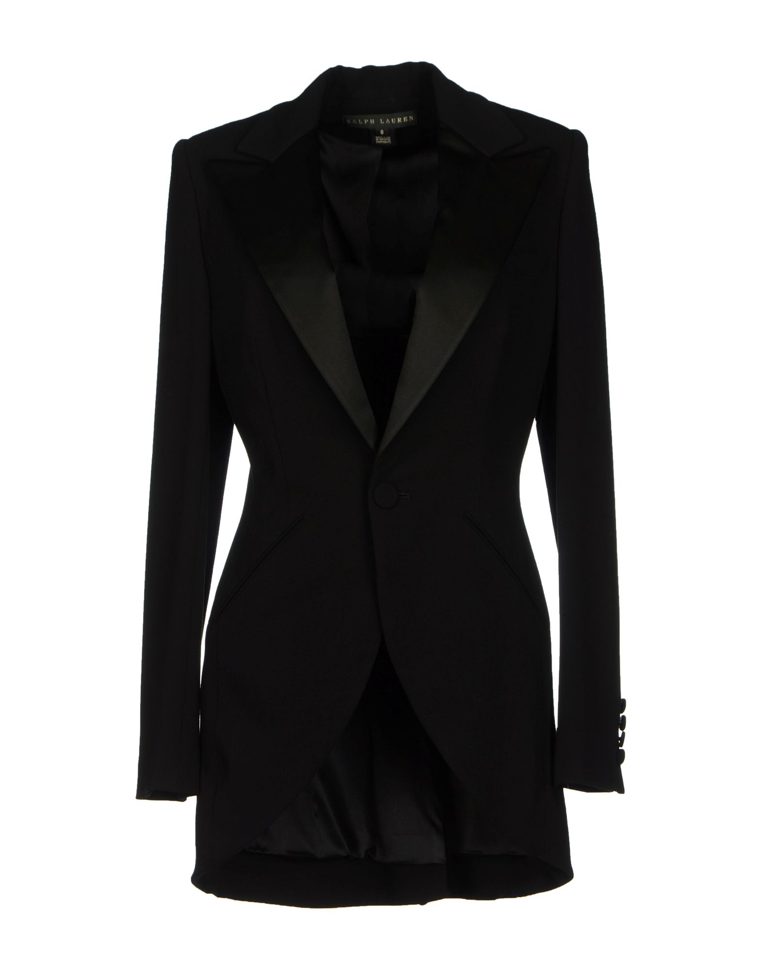 RALPH LAUREN BLACK LABEL Легкое пальто