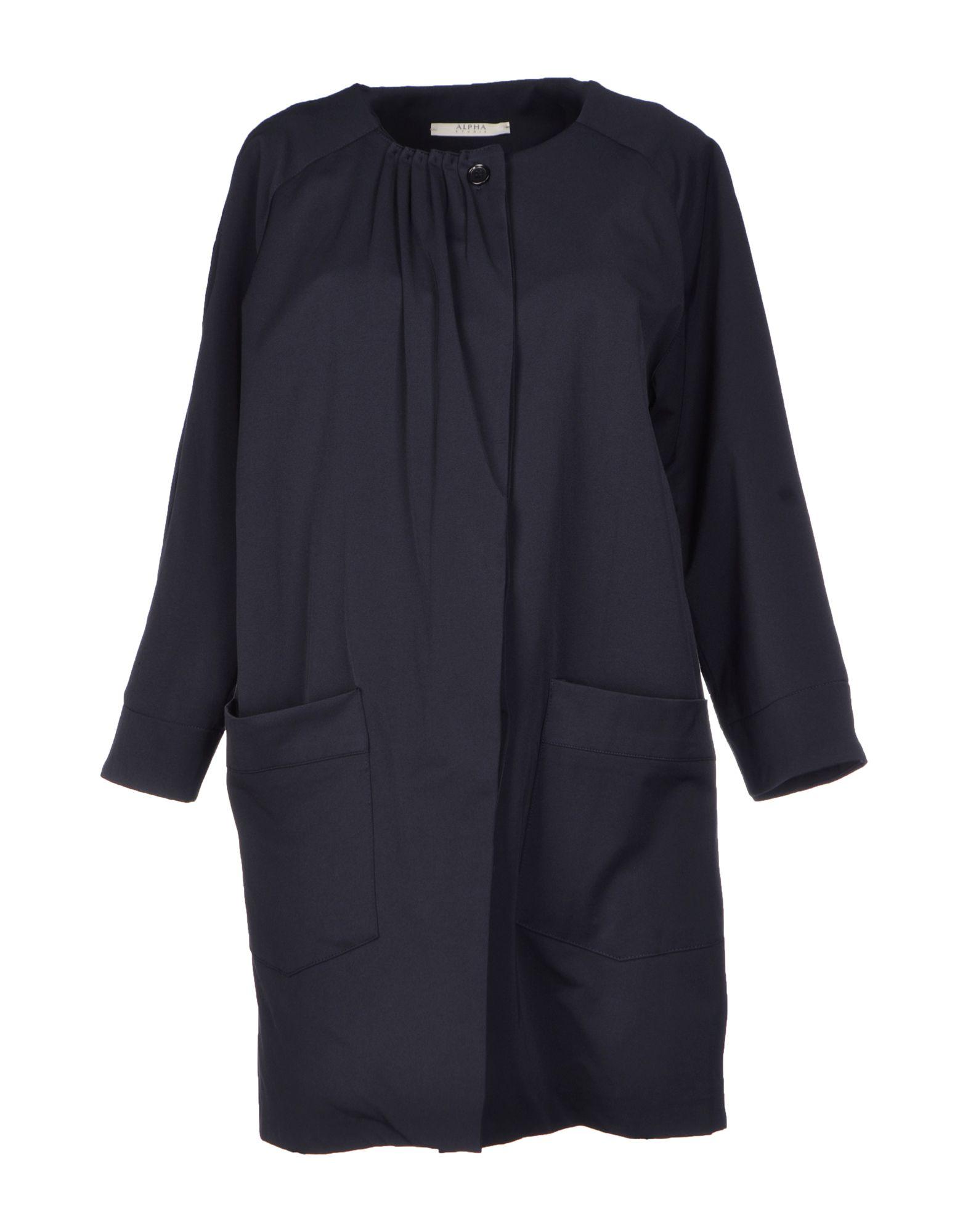 ALPHA STUDIO Легкое пальто dimma fashion studio пальто элфин серый