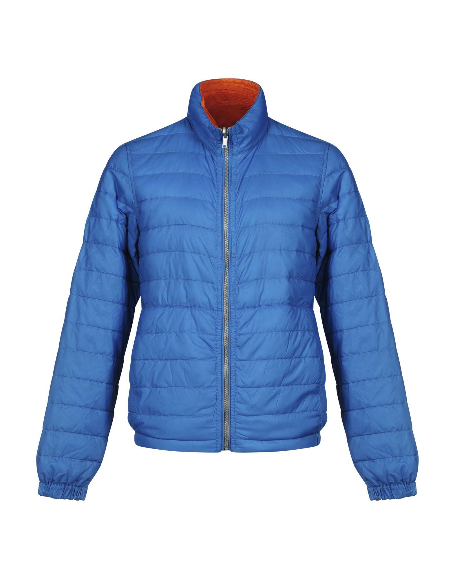 ESEMPLARE Down Jacket in Azure