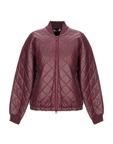 Купить Женскую куртку  красно-коричневого цвета