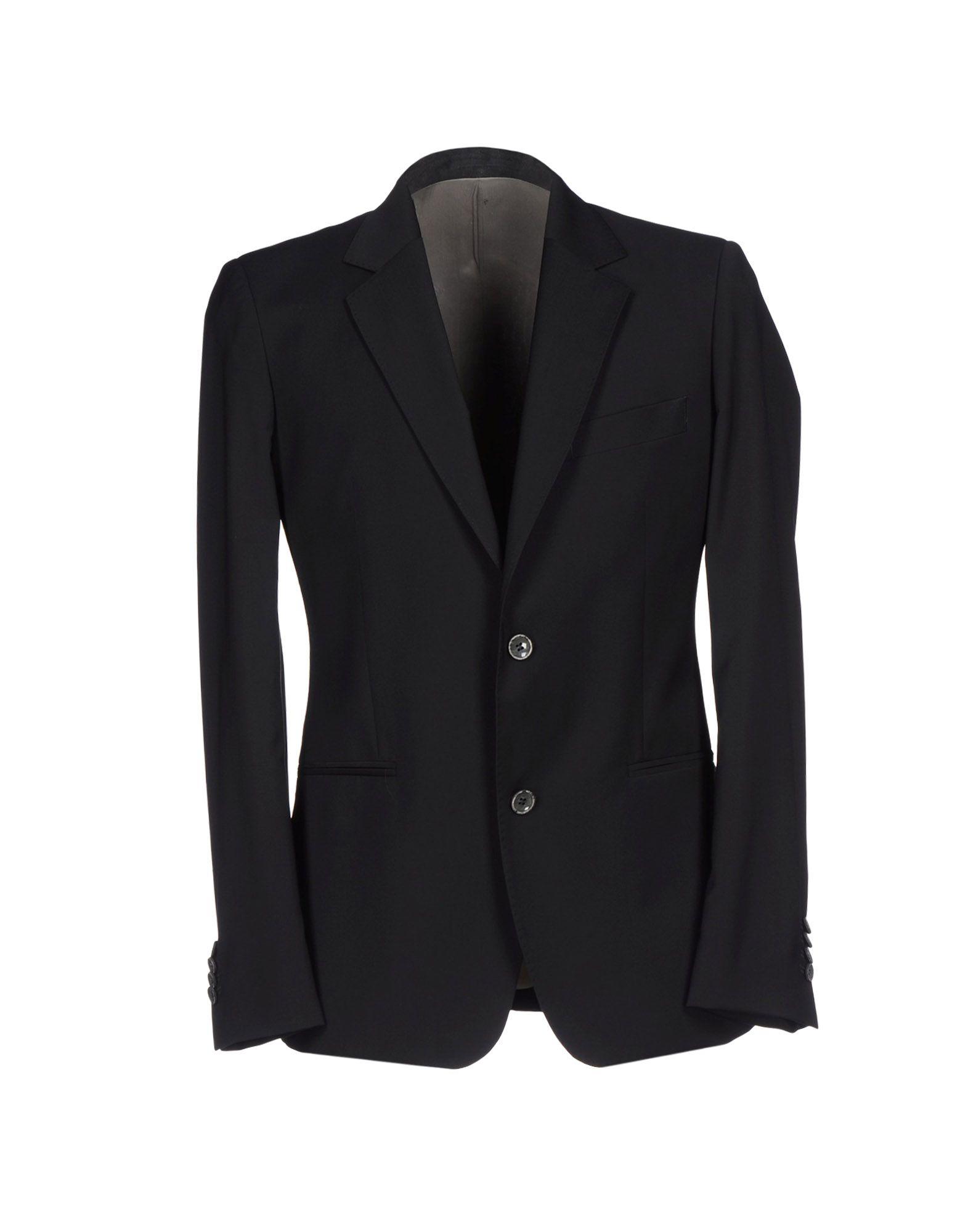 ROYAL HEM Blazer in Black
