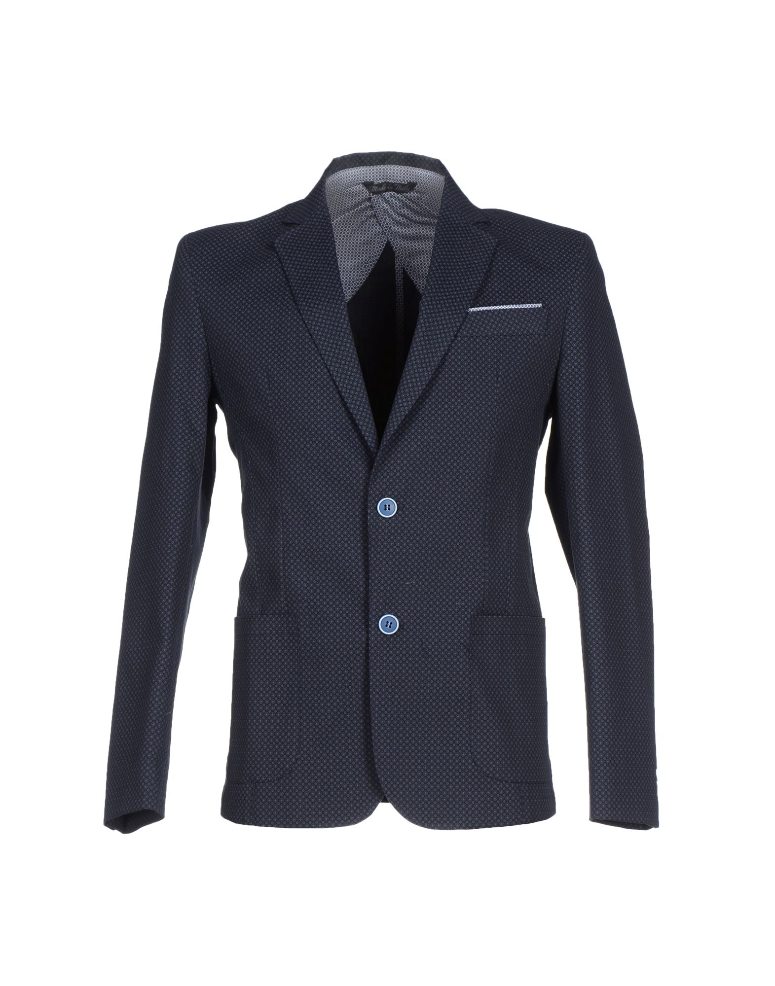 DAMA Blazers in Dark Blue