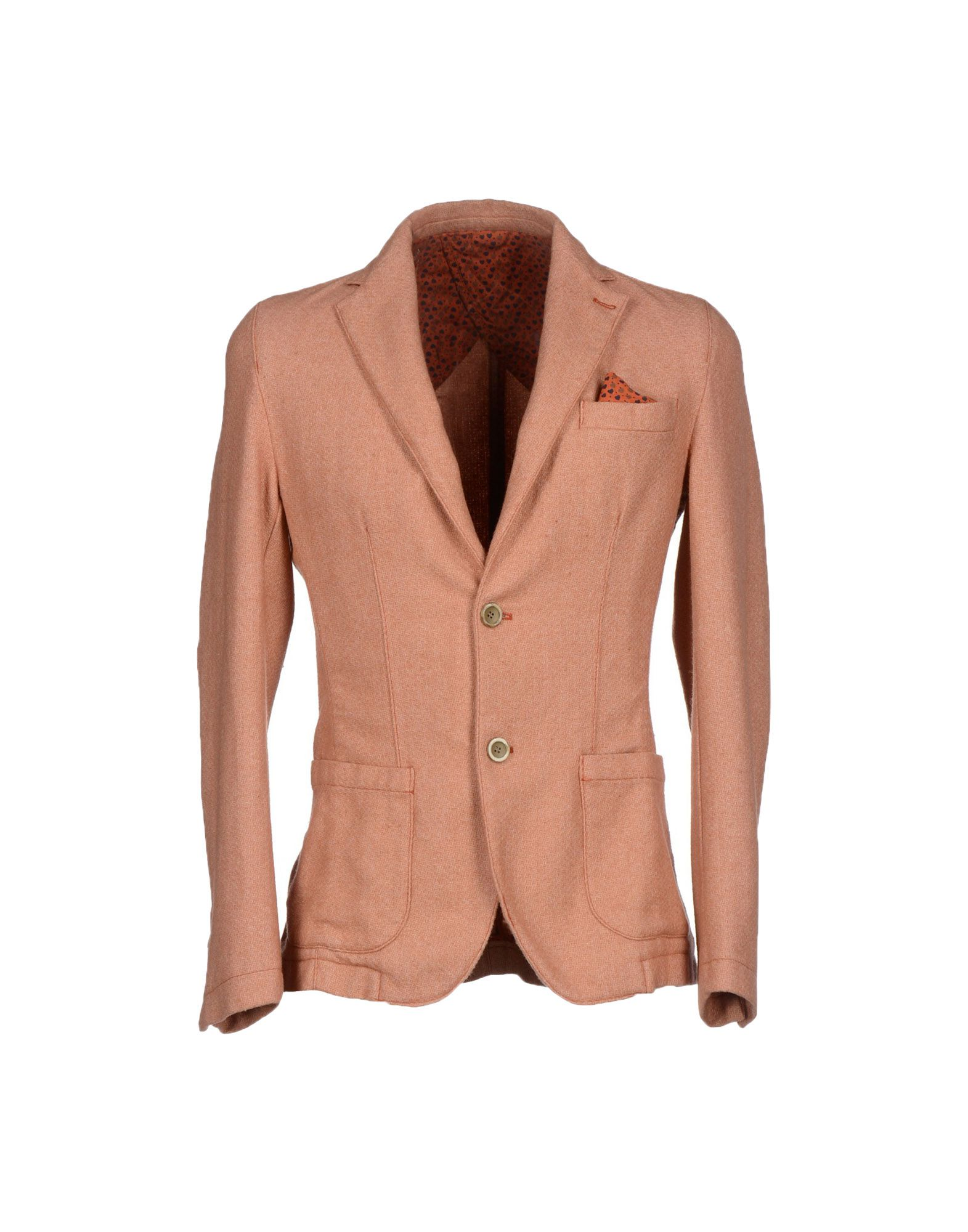 DAMA Blazers in Pale Pink