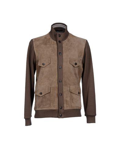 Фото - Мужскую куртку  светло-коричневого цвета