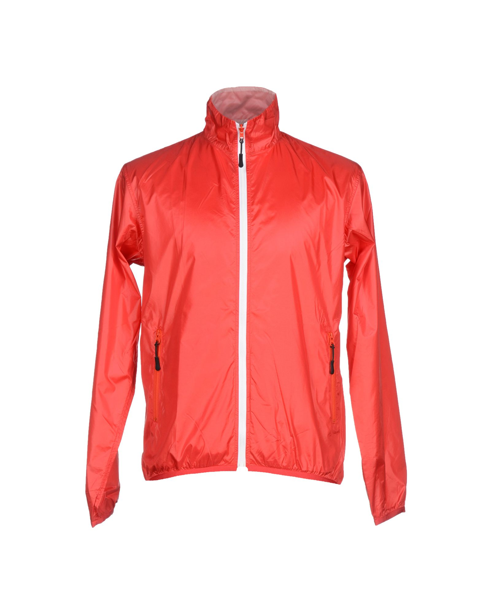 HEAD PORTER PLUS Jacket in Red