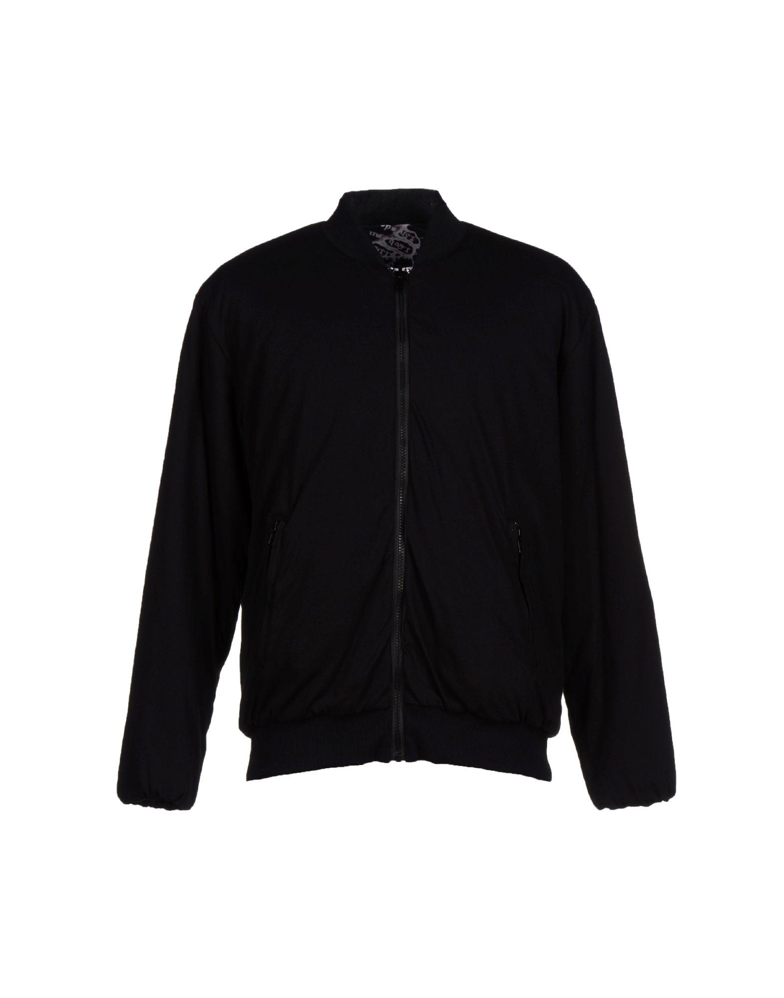 ATOMO Herren Jacke Farbe Schwarz Größe 6