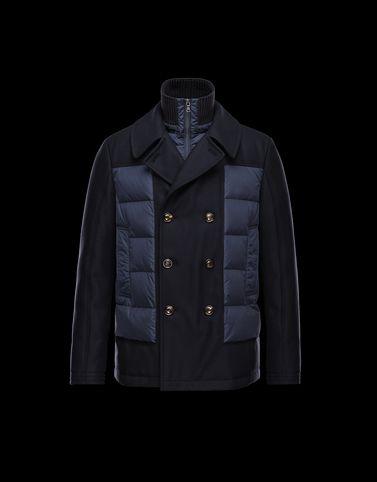 Moncler Overcoat U GIRAUDY