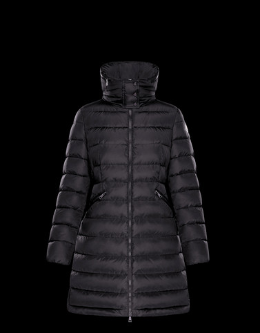 MONCLER FLAMMETTE - Long outerwear - women