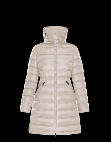 MONCLER FLAMMETTE - Long outerwear - women