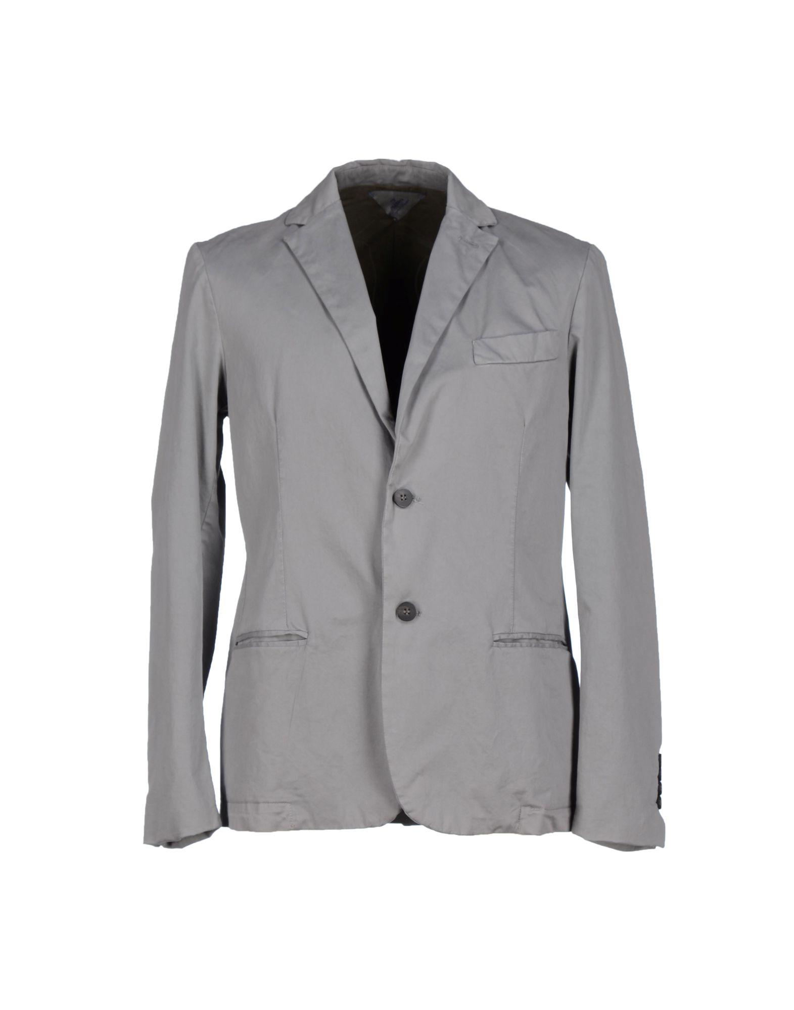MYTHS Blazer in Grey