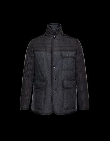 Moncler Overcoat U BOURCE