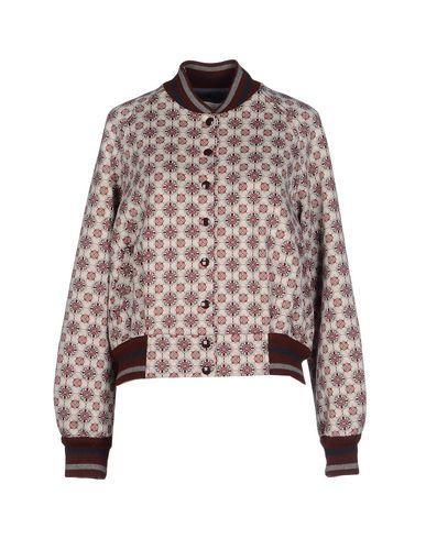 Фото - Женскую куртку MANILA GRACE DENIM бежевого цвета